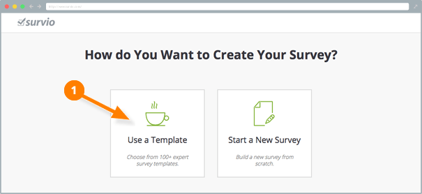 how to create a questionnaire in survio blog survio