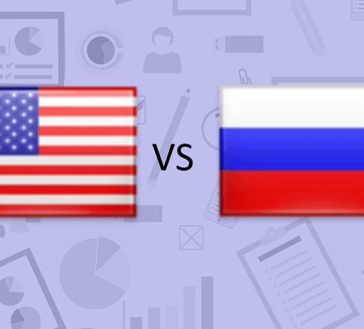 Americans fight Russians again! Open-ended against Close-ended questions battle…