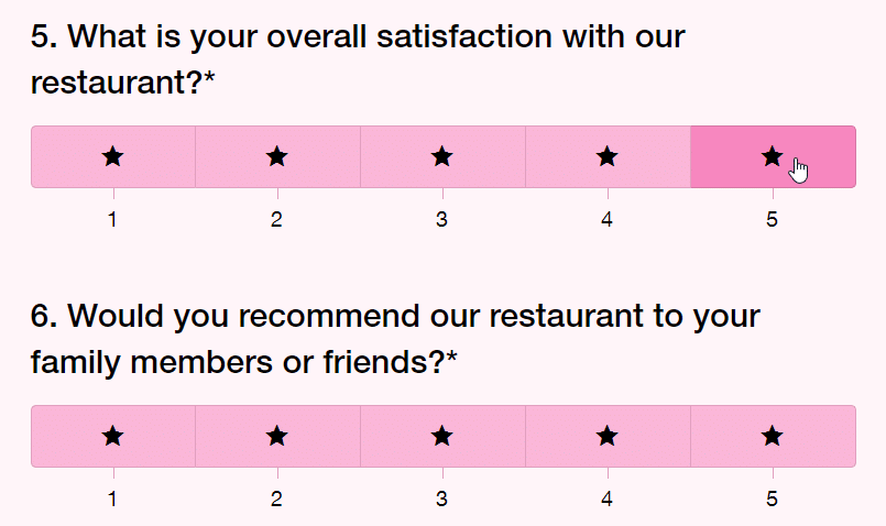 053 Customer feedback