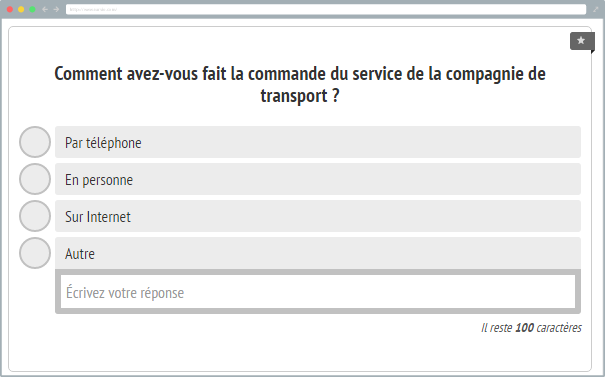 Comment créer un questionnaire n°2 - Questions de sondage ...